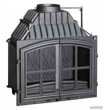 Hearth 700 Double doors